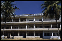 Tuol Sleng, Security Prison 21 (S-21).