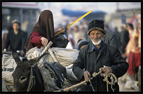 Pictures of Kashgar market (1)
