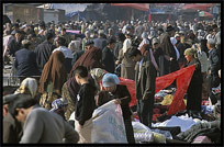 Pictures of Kashgar market (2)
