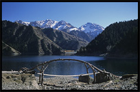 Pictures of Heavenly Lake (Tian Chi)