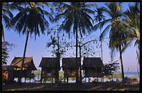 Basic accommodation on the four thousand islands. Si Phan Don, Don Det, Laos