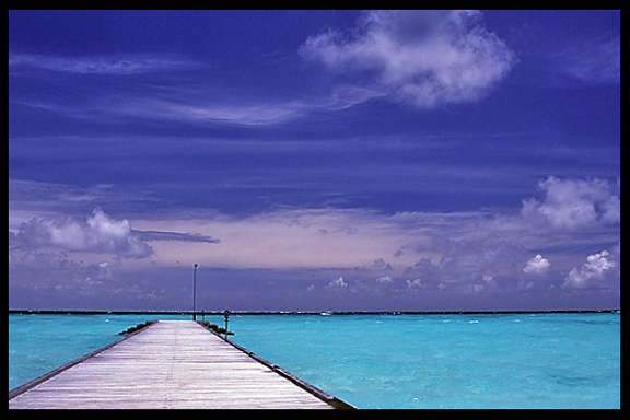 Fihalhohi resort, South Male' Atoll, the Maldives