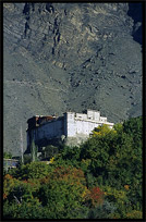 The Baltit Fort, the oldest parts date from the 13th century. Karimabad, Hunza, Pakistan