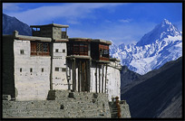 Pictures of Baltit Fort (Hunza)