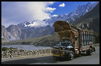 Pictures of the Karakoram Highway